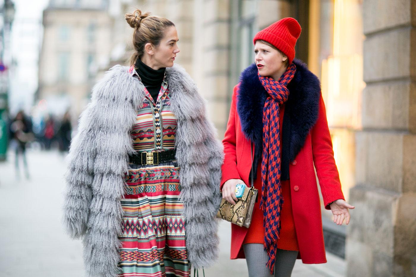 Неделя высокой моды в Париже: в чем пришли гости - фото №1