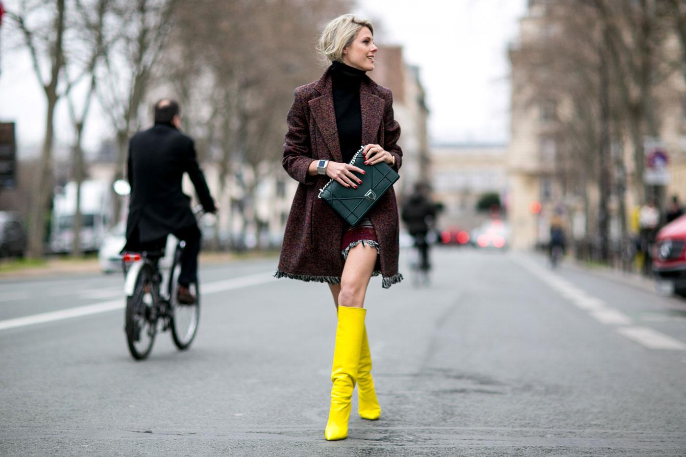 Неделя высокой моды в Париже: в чем пришли гости - фото №2