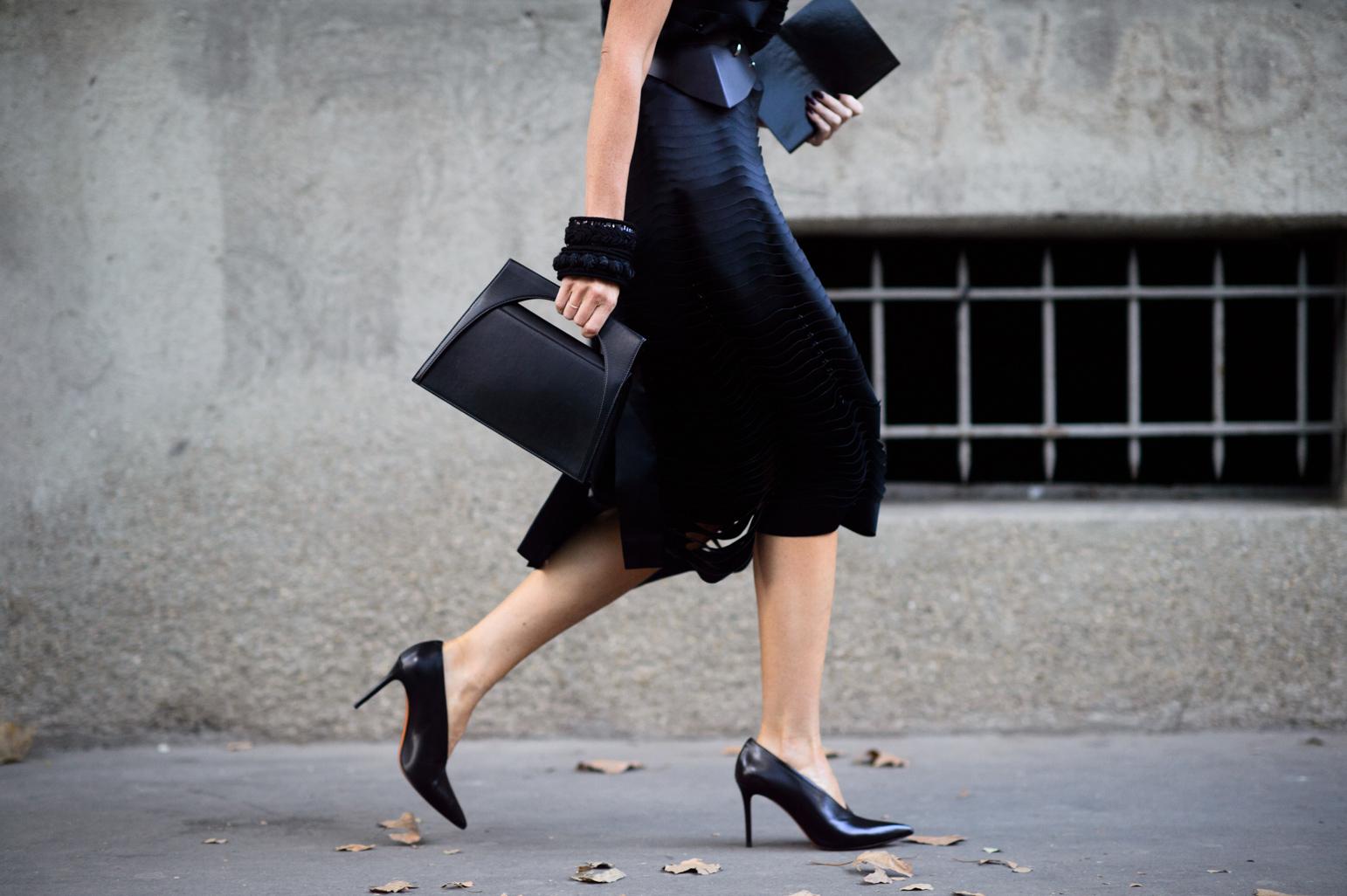 Неделя моды в Париже: 50 образов street style - фото №1