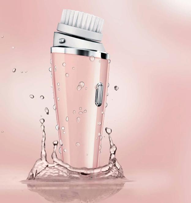 Электрическая щетка для чистки лица: все о гаджете - фото №2