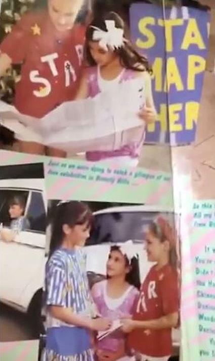 Ким Кардашьян показала архивные кадры своей детской фотосессии - фото №2