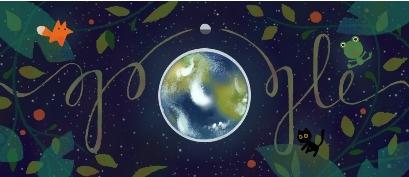 Новый GoogleDoodle в честь международного Дня Земли: что надо знать о ежегодном празднике (ФОТО) - фото №1