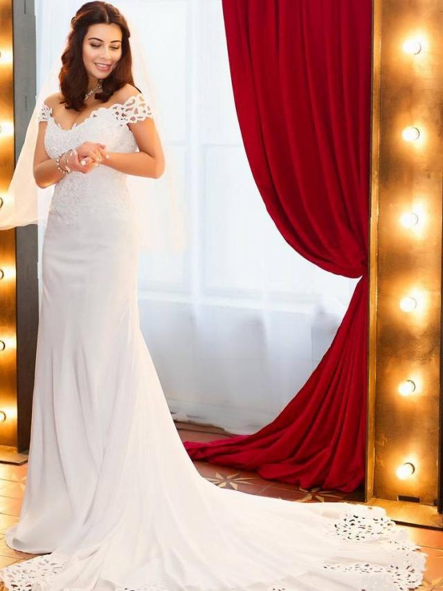 В поисках платья мечты: невеста Виталия Козловского готовится к свадьбе (ФОТО) - фото №1