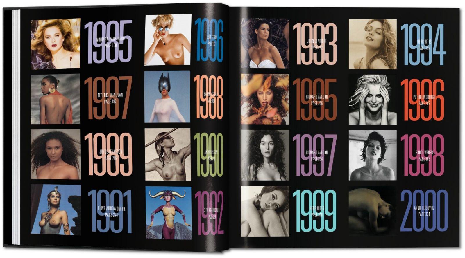 50 обнаженных лет: выходит книга с лучшими снимками календаря Pirelli - фото №1