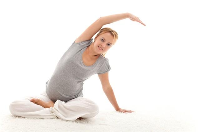 Зарядка для беременных: готовимся к легким родам - фото №1