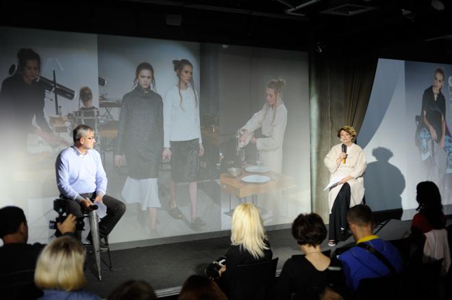 Украинская Неделя Моды весна-лето 2016