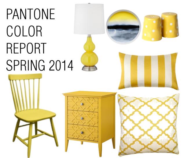 Модные цвета 2014 года в интерьере - фото №4