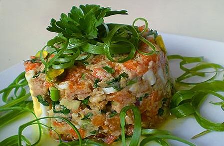 Салат из печени трески: топ 5 вариантов приготовления - фото №3