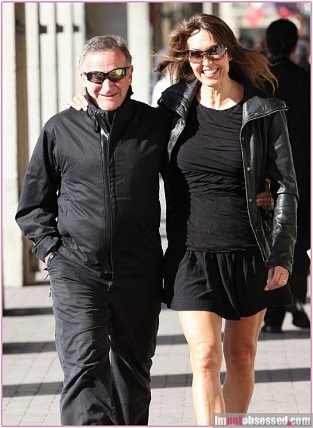 Робин Уильямс женился на своей «спасительнице» - фото №2