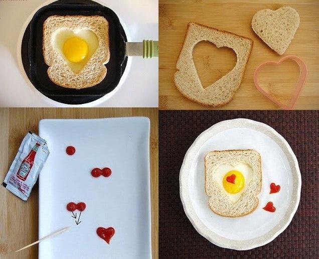 Завтрак в День Валентина: топ 3 идеи - фото №5