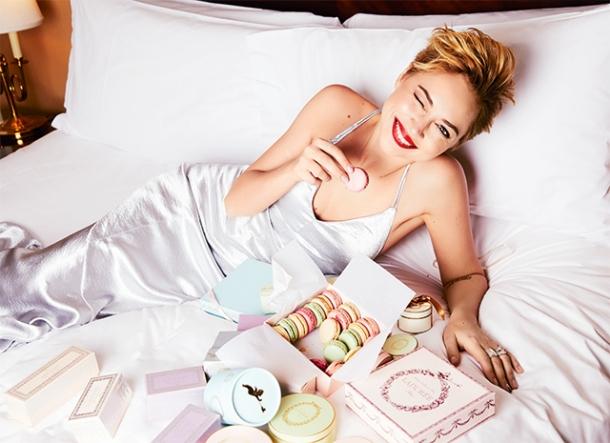 Скандальная Настасья Самбурская признана звездой Instagram - фото №2