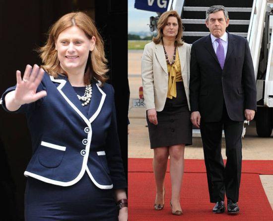 Самые модные жены политиков. Фото - фото №2