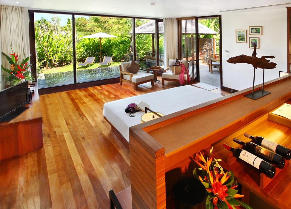 Лучшие отели мира: The Sarojin 5*, Таиланд - фото №2