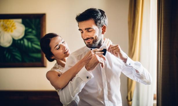 Сати Казанова и Стефано Тиоццо свадьба