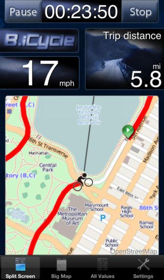 Мобильные приложения для велосипедистов - фото №16