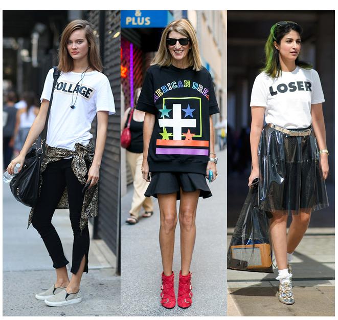 Тренд сезона весна-лето 2014: надписи и слоганы на одежде - фото №9