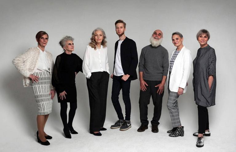 агентство для пожилых
