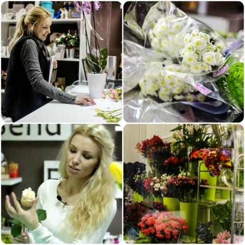 Оригинальный подарок – цветы с доставкой от UFL - фото №1