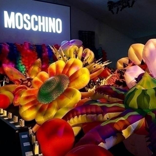 Moschino Resort 2017