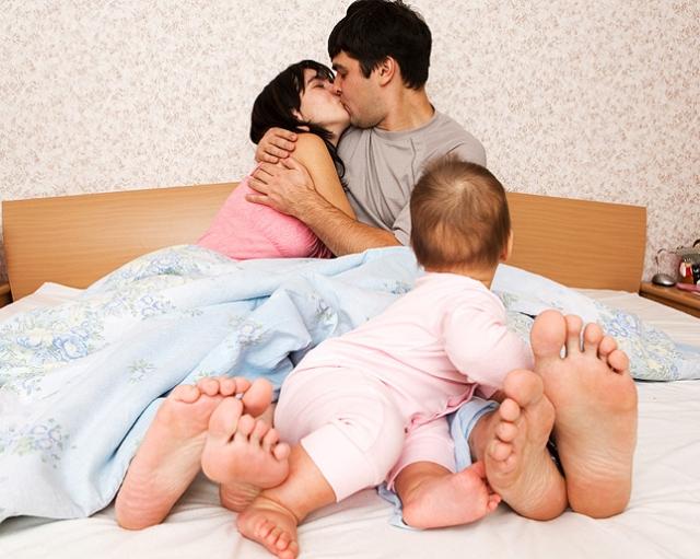 супружеские отношения после рождения ребенка