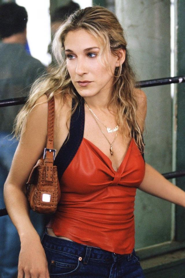Самые известные сумки в мире Сара Джессика Паркер Fendi Baguette