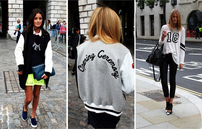 Уличный стиль на Неделе моды в Лондоне - фото №5