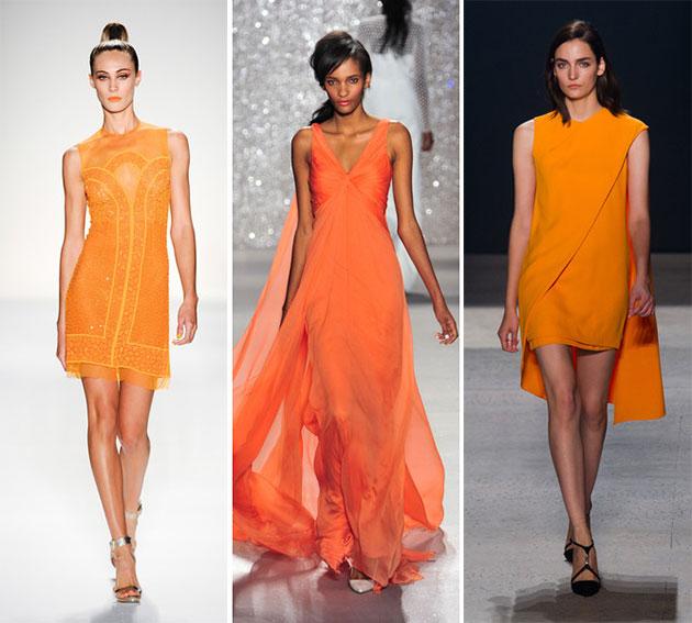 Модные цвета сезона весна-лето 2014 - фото №5