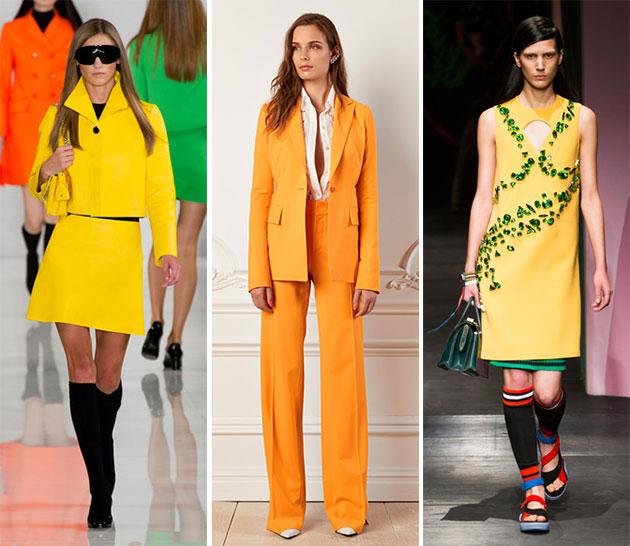 Модные цвета сезона весна-лето 2014 - фото №6