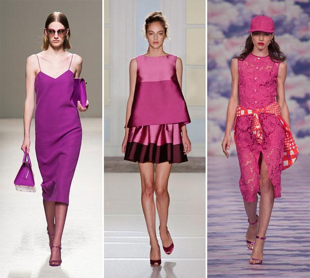 Модные цвета сезона весна-лето 2014 - фото №4