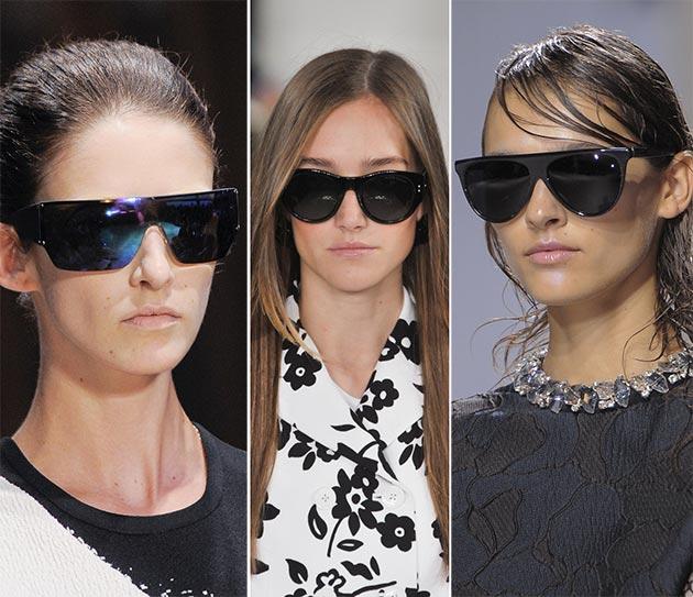 Модные солнцезащитные очки 2014: тенденции сезона - фото №9