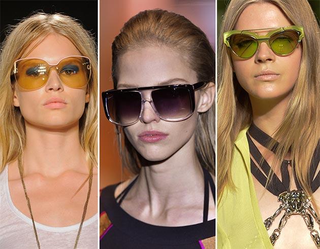 Модные солнцезащитные очки 2014: тенденции сезона - фото №10