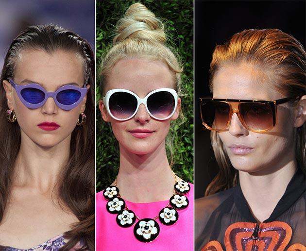 Модные солнцезащитные очки 2014: тенденции сезона - фото №11
