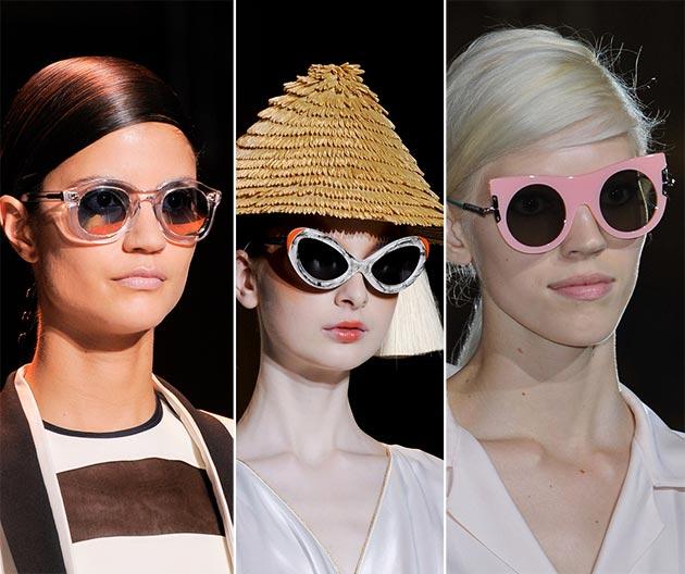 Модные солнцезащитные очки 2014: тенденции сезона - фото №18