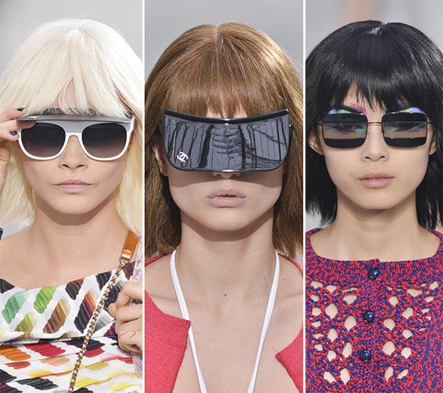 Модные солнцезащитные очки 2014: тенденции сезона - фото №8