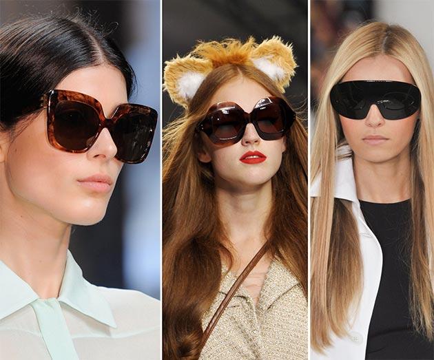 Модные солнцезащитные очки 2014: тенденции сезона - фото №6