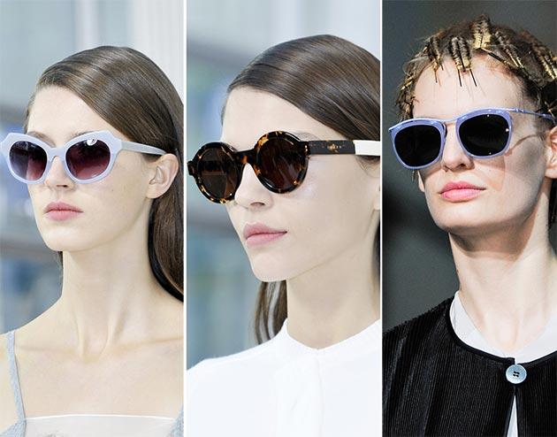 Модные солнцезащитные очки 2014: тенденции сезона - фото №2