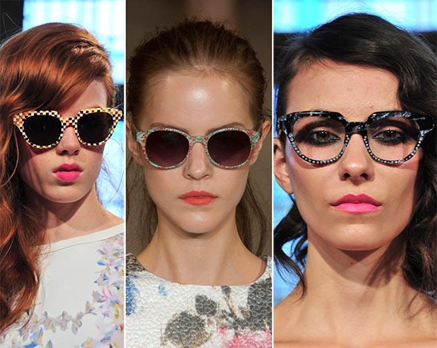 Модные солнцезащитные очки 2014: тенденции сезона - фото №20