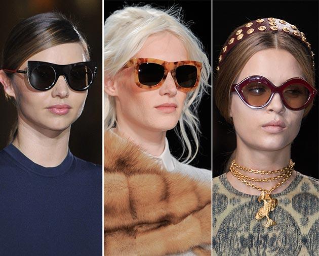 Модные солнцезащитные очки 2014: тенденции сезона - фото №14