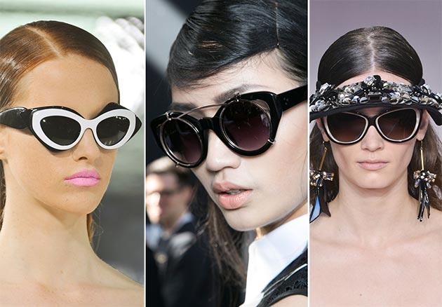 Модные солнцезащитные очки 2014: тенденции сезона - фото №15