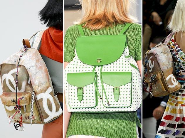 Модные сумки сезона весна-лето 2014 - фото №9