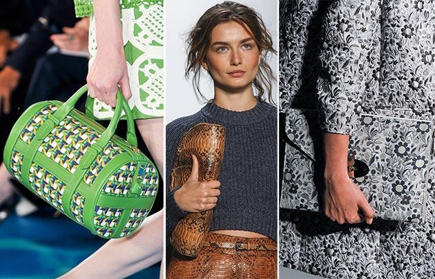 Модные сумки сезона весна-лето 2014 - фото №7