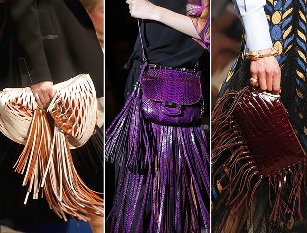 Модные сумки сезона весна-лето 2014 - фото №12