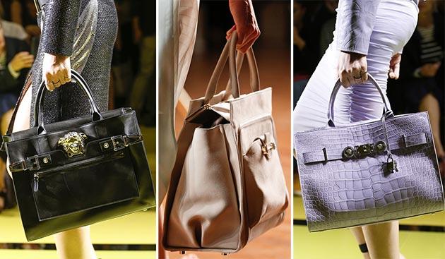 Модные сумки сезона весна-лето 2014 - фото №4