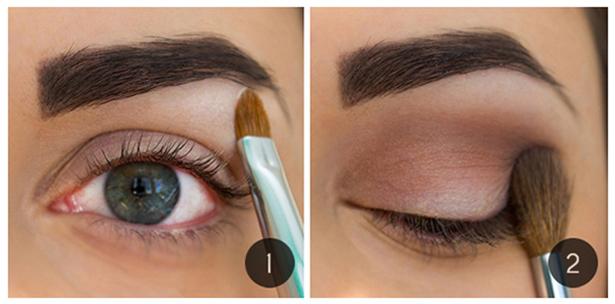 Как сделать модные осенние smoky eyes: пошаговый урок - фото №3