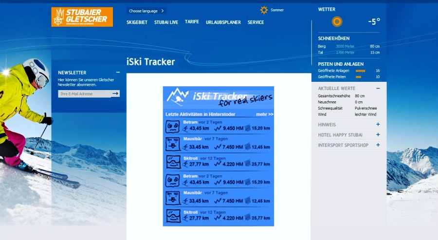 Топ 5 мобильных приложений для сноубордистов - фото №14
