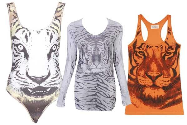 Тренд: портреты тигров и львов - фото №1
