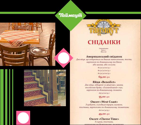 Где позавтракать в Киеве: DRUZI cafe, Таймаут и Веранда на Мельникова - фото №3