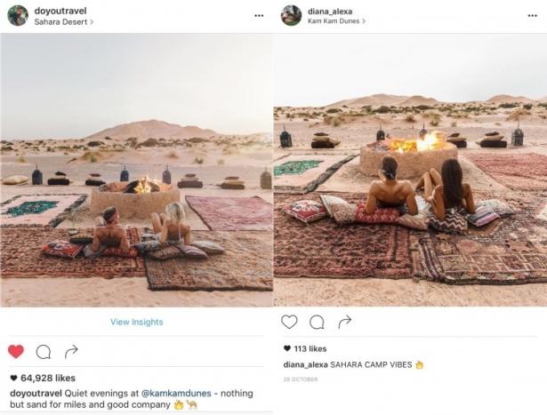 Быть знаменитым блогером бывает страшно: как девушка обнаружила последователя, пытавшегося копировать ее жизнь - фото №2