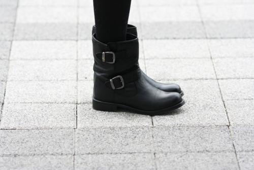 Модный тренд: грубая обувь - фото №2