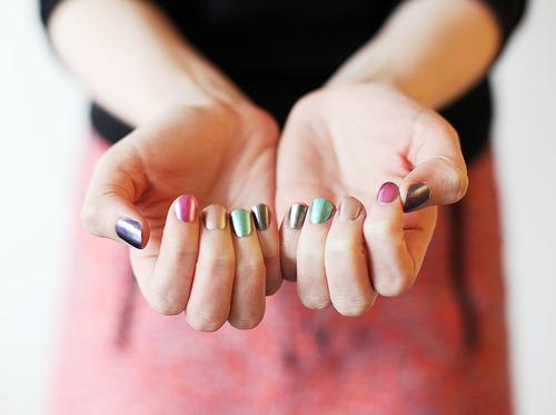 Обзор осенних коллекций лаков для ногтей 2014 - фото №2
